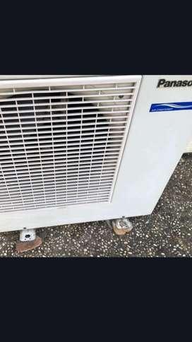 AC panasonic 1/2 PK harga plus pasang Grs 6 bulan dingin joss