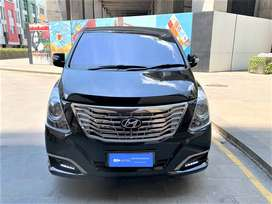 [OLX Autos] Hyundai H1 2.5 CRDi XG Solar A/T 2016 Hitam #Sasmita