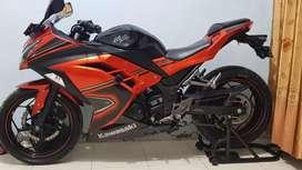 Kawasaki ninja 250 fi ABS se tahun2104