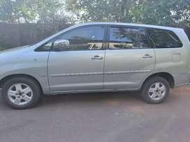 Well maintained Innova car for sale