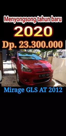 Mirage GLS AT 2012