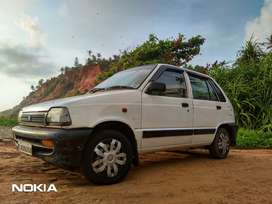 Maruti Suzuki 800 2004 Petrol Well Maintained and good condition