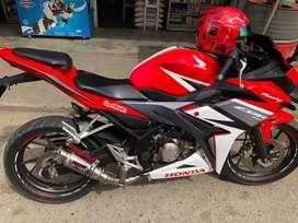 Honda CBR 150R Masih mentah.. masih bisa nego