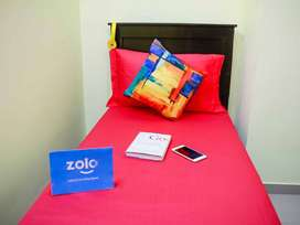 'Zolo ikigai'-pg accommodation for gents and ladies