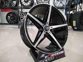 velg racing HSR R18  for mercedes audi inova hrv brv xpander crv dll