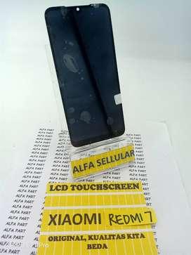 Lcd Xiaomi Redmi 7 Fullset Touchscreen Original