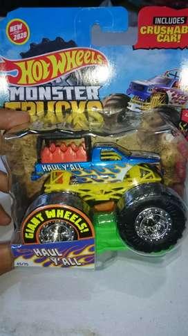 Mainan anak die cast hotwheels baru
