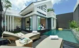 Disewakan bulanan/harian villa Canggu include listrik