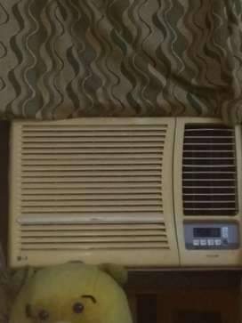 2(2 Ton window AC )(1.5 to inver- split Ac) Fully chilling@15000 each