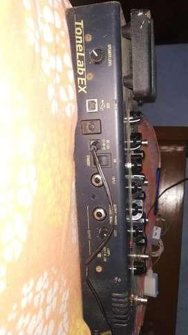 VOX-ToneLabEX Guitar Processor