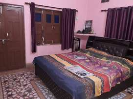 2 BHK ground floor with attached toilet and kitchen
