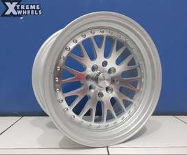 VELG HSR R16 FOR JAZZ RS , YARIS , CITY , COROLLA