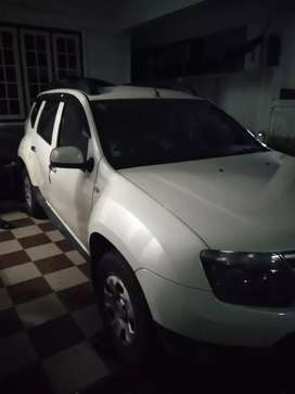 White duster car.. Negotiable price