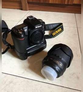 nikon d80 kamera slr