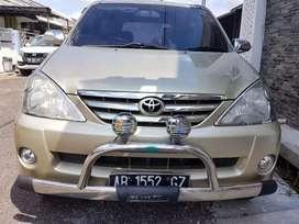 Toyota Avanza 1.3 G M/T th 2004, Super Terawat dan Full Aksesoris
