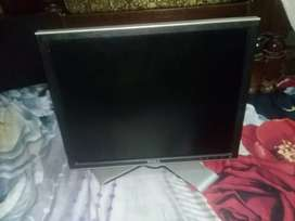 Dell Monitor  1 year  used
