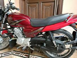 Yamaha YB125Z Excellent condition.