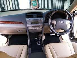 Toyota Camry 2.4 G AT Tahun 2007 Hitam Mulus Kondisi Prima Luar Dalam