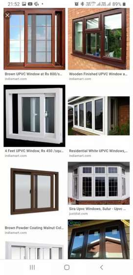 UPVC Doors, UPVC Windows,