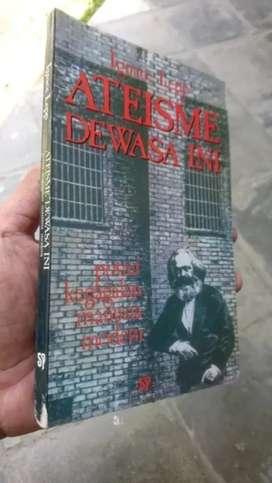 Buku Filsafat Vintage Ateisme Dewasa Ini oleh Ignace Lepp