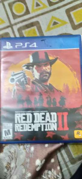 Red dead redemption 2 rdr2 ps4