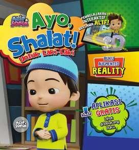 Buku Ayo Shalat 3D