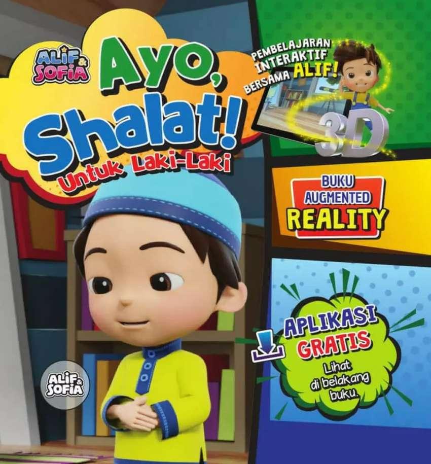 Buku Ayo Shalat 3D 0