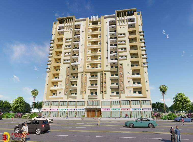 Iqra Residency 2 And 3 Bedrooms Luxury Apartment in Saddar. 0