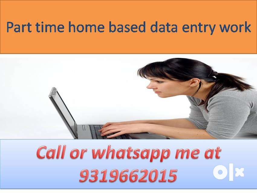 Work  from home data entry and ad posting  job available earn upto 4k 0