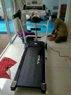 Promo..big Power Treadmill elektrik TL 630