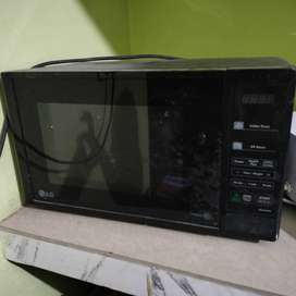 Microwave only to heat
