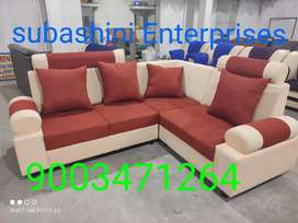 Corner sofas starting -18999 with guarantee free delivery offer manufa