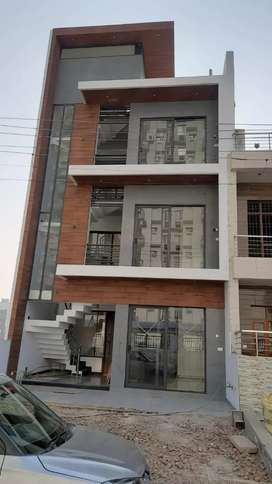 Available 6 Marla triple kothi sector 79 new