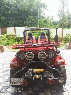 1995 modified mahindra Jeep for sale