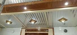 Plafon PVC murah berkualitas awet anti rayap