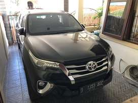 Toyota Fortuner 2018 Low odo 19rb