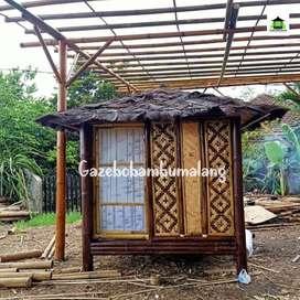 Kamar Bambu Minimalis Ala Jepang