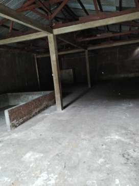 Disewakan gudang luas 335m daerah tamankumudasmoro semarang barat