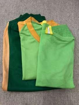 baju olahraga muhammadiyah