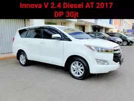 Toyota Innova V 2.4 Diesel AT 2017