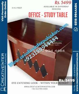 Office table 5 feet attractive chair Computer study workstation laptop