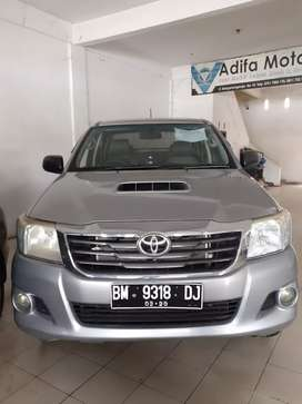 Dijual Toyota Hilux Tahun 2015