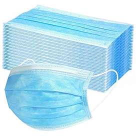 3 Ply Mask Pack of 50