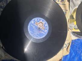 Vintage and antique Malayalam rare 78 rpm gramaphone recordR
