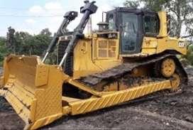 Jual Alat Berat Bulldozer Caterpillar model D6R tahun 2013