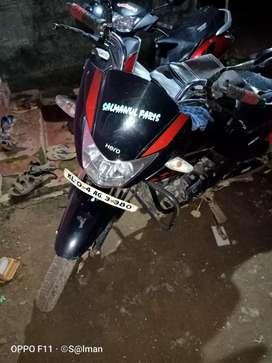 Good condition glamour  bike