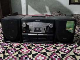 Two in one Speaker and Tape recorder