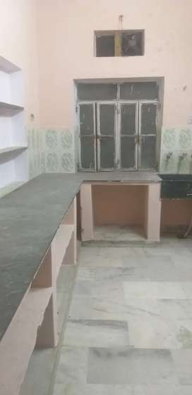 Whitewashed 2bhk for families with large balcony