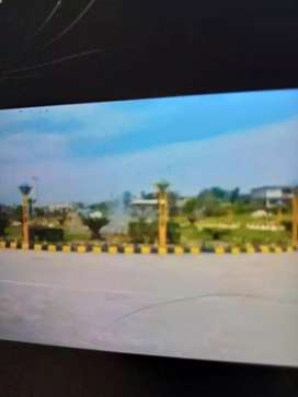 5 Marla installment plot in Royal city Rs 2500000.(20 instalmen payed)