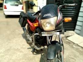 Hero honda Passion 2008 model 58500km run
